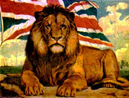 British empire and young people