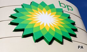 Rising oil prices stall BP recovery