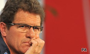 Own goal for Capello?
