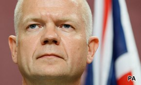 Hague allegations