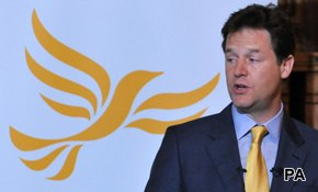 Lib Dems: Support for Coalition